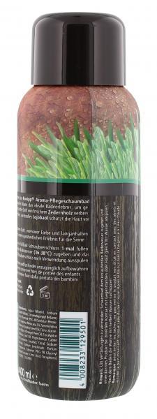 Kneipp Männersache Pflegeschaumbad Zedernholz Jojobaöl