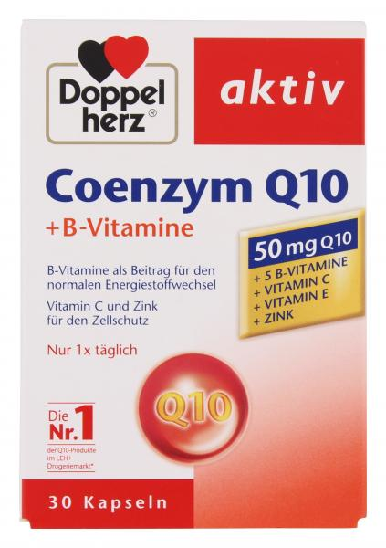 Doppelherz Coenzym Q10
