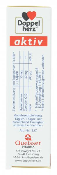 Doppelherz aktiv Hyaluronsäure 50mg Plus