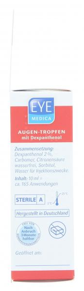 Eye Medica Augen-Tropfen Gereizt + Gerötet