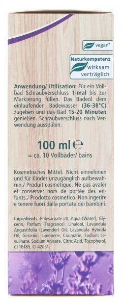Kneipp Pflanzenkraft Bade-Essenz Lavendel