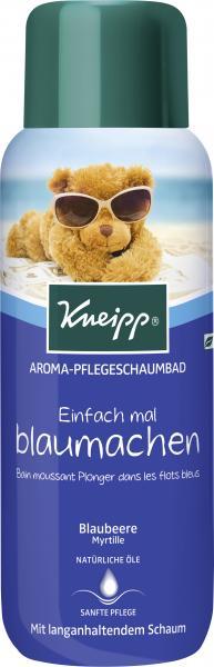 Kneipp Einfach mal blaumachen Aroma-Pflegeschaumbad Blaubeere