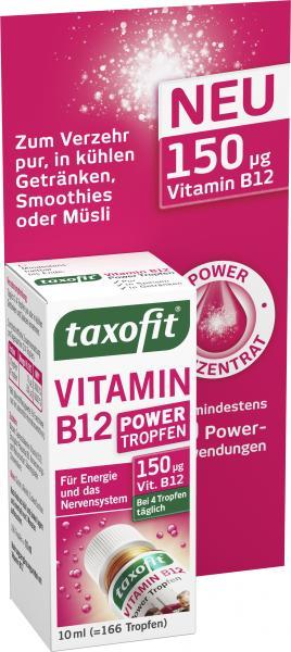 Taxofit Vitamin B12 Power Tropfen