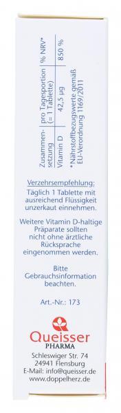 Doppelherz aktiv Vitamin D 1700 i.E. extra