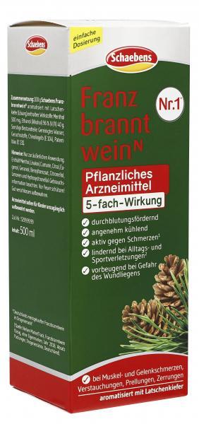 Schaebens Franzbranntwein