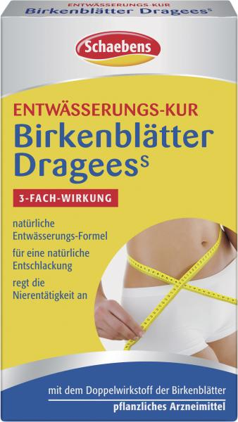 Schaebens Birkenblätter Dragees S