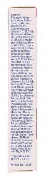 Tetesept Hyaluron 60mg Q10+ Lycopin