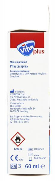 Vita Plus Pflasterspray