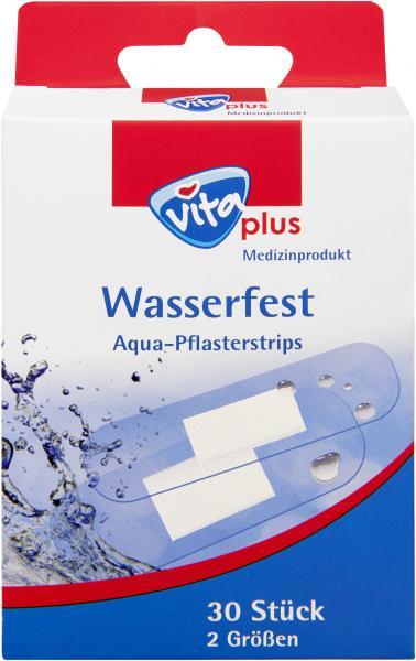 Vita plus Aqua-Pflasterstrips Wasserfest