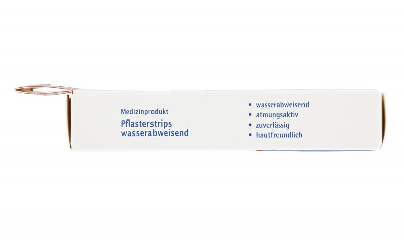 Vita plus Pflasterstrips Universal wasserabweisend