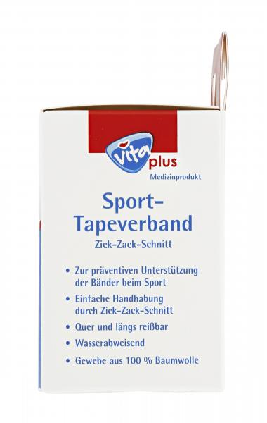 Vita plus Sport-Tapeverband