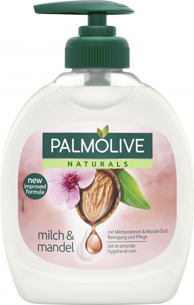 Palmolive Naturals Zarte Pflege Mandelmilch Flüssigseife