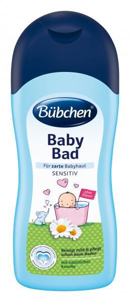 Bübchen Babypflege Baby Bad sensitiv