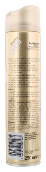 Wella Wellaflex Haarspray Parfümfrei starker Halt