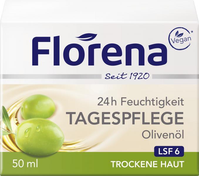 Florena Olivenöl Tagespflege