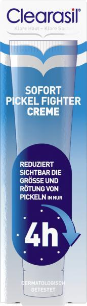 Clearasil Ultra Rapid Action Akut Pickel Creme