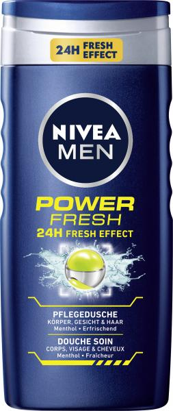 Nivea Men Power Fresh Pflegedusche