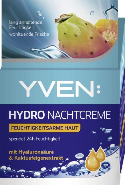 Yven Hydro Nachtcreme