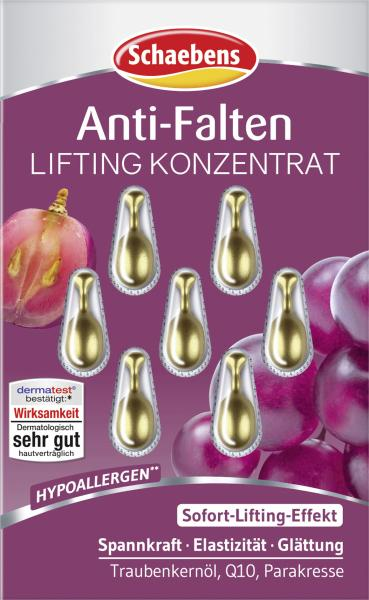 Schaebens Anti-Falten Lifting Konzentrat