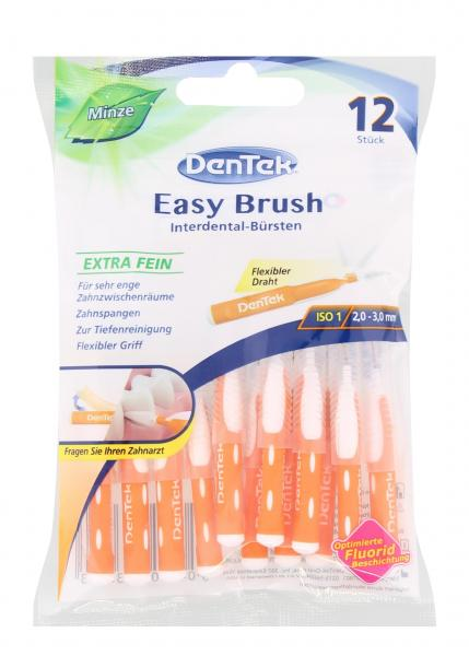 DenTek Easy Brush Interdental-Bürsten extra fein Minze