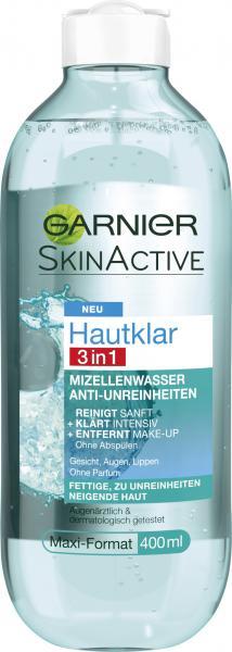 Garnier Skin Naturals Hautklar 3in1 Mizellenwasser
