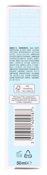 Garnier Skin Naturals Hautklar Anti-Glanz mattierende Pflege