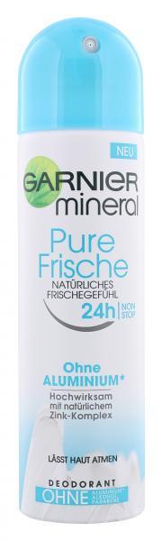 Garnier Mineral Pure Frische Deodorant Spray