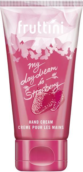 Fruttini My daydream is strawberry Hand Cream