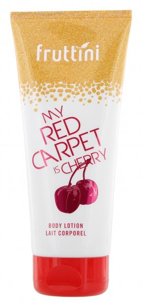 Fruttini My red carpet is cherry Body Lotion