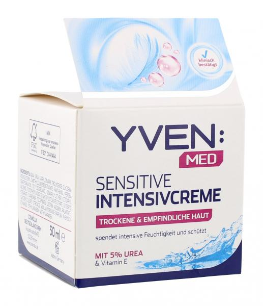 Yven Med Sensitive Intensivcreme