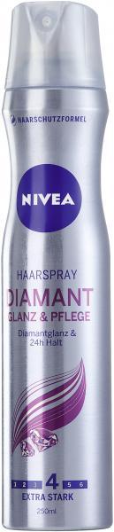 Nivea Diamant Glanz & Pflege Haarspray