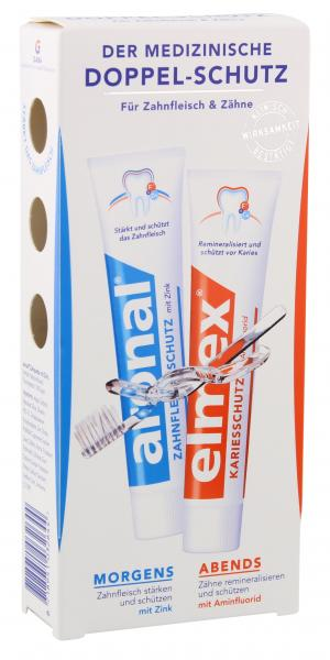 Aronal & Elmex Mundhygiene Set