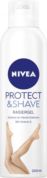 Nivea Protect & Shave Rasiergel