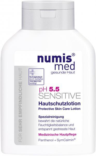 Numis med pH 5,5 Sensitive Hautschutzlotion