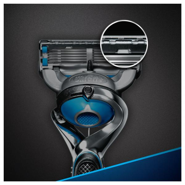 Gillette Fusion Proshield Chill Klingen