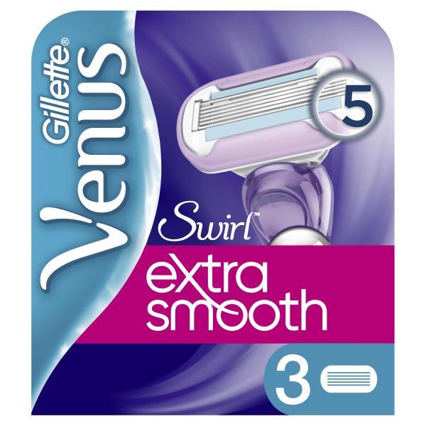 Gillette Venus Swirl Extra Smooth Klingen