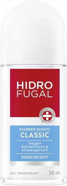 Hidro Fugal Anti-Transpirant classic Roll-on