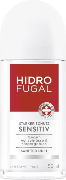 Hidro Fugal Anti-Transpirant sensitiv Roll-on