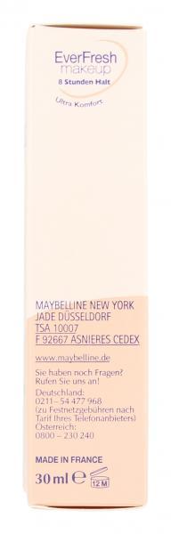 Maybelline Jade Ever Fresh Make-Up 020 beige