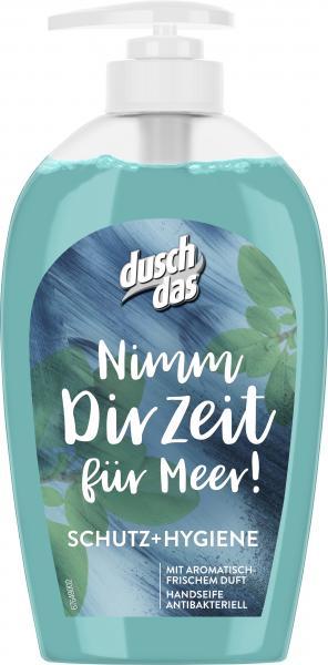 Duschdas Schutz + Hygiene Flüssigseife Teebaumöl & Thymian