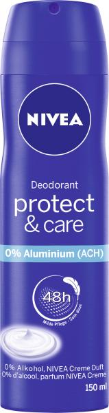 Nivea Protect & Care Deodorant