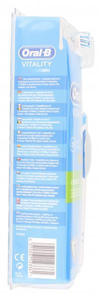 Oral-B Vitality CrossAction Elektrische Zahnbürste
