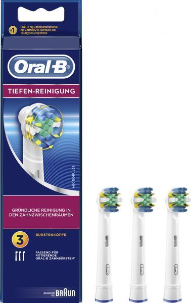 Oral-B Tiefen-Reinigung Bürstenköpfe