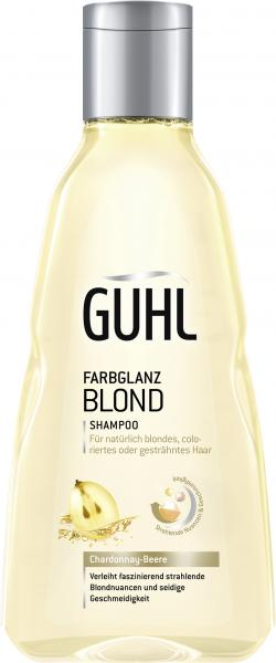 Guhl Shampoo Farbglanz Blond Chardonnay-Beere
