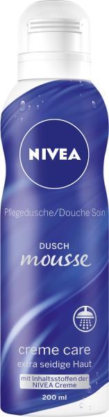 Nivea Pflegedusche Seidenmousse creme care