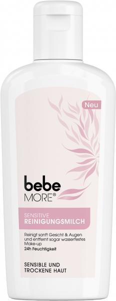 Bebe More Sensitive Reinigungsmilch