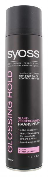 Syoss Glossing Hold Glanz-Versiegelungs-Haarspray