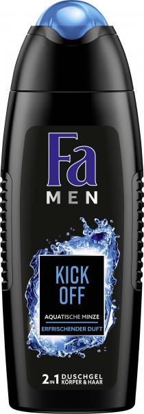 Fa Men Kick off Refreshing Duschgel Körper & Haar