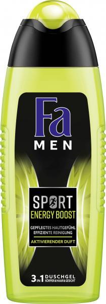 Fa Men Sport Duschgel Energy Boost