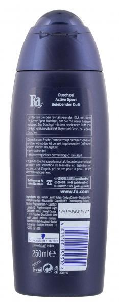 Fa Active Sport Duschgel belebender Duft